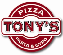 Tony's Pizza, Pasta & Gyro menu and coupons